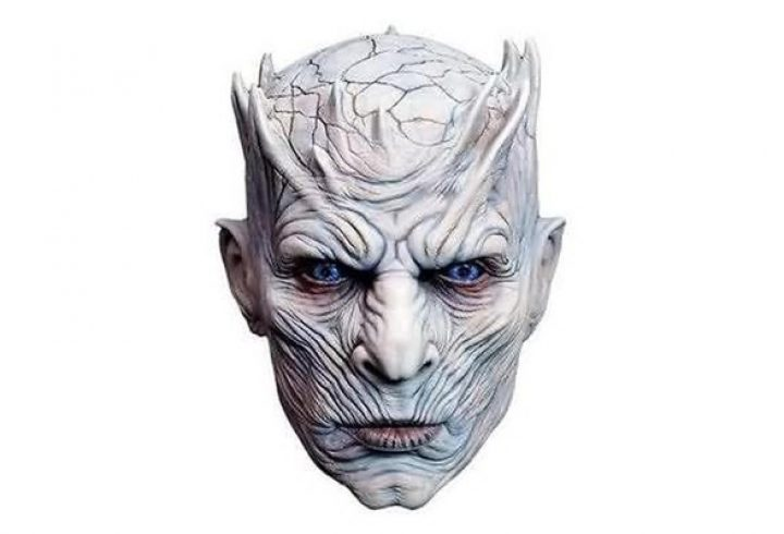 Night's King Mask Game of Thrones White Walker Halloween Masquerade Costume Mask. GET UP TO 50% OFF – USE OUR PROMO CODE – HDMKWKK